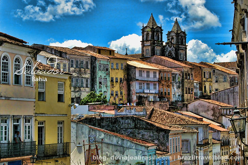 282 days to the World Cup: Salvador de Bahia