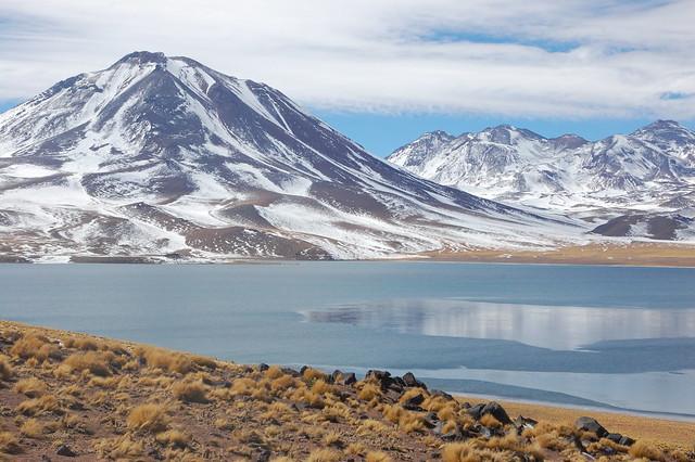 Laguna Miscanti, San Pedro de Atacama