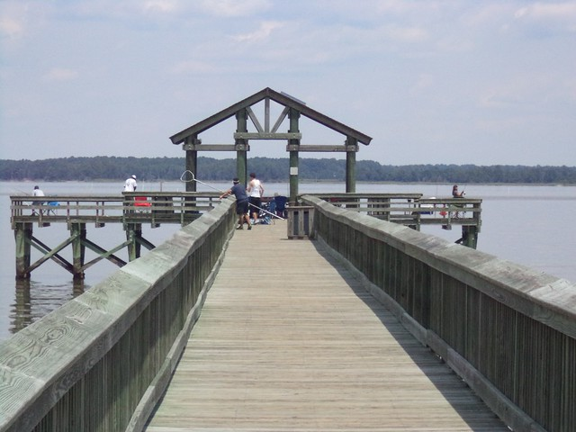 Mark your calendar estuaries day at york river state park for Fishing in williamsburg va