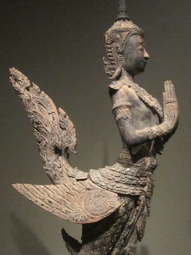 Asian Angel Sculpture