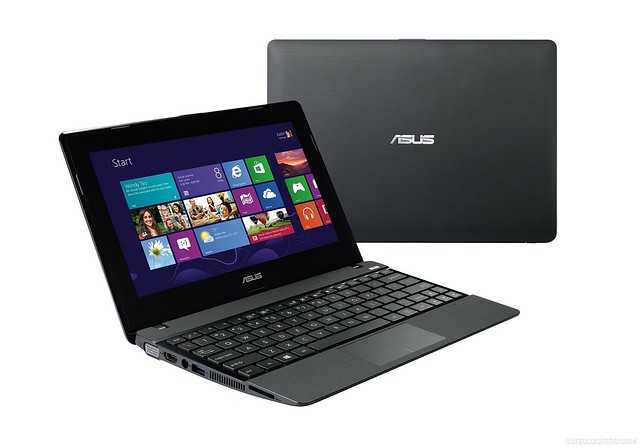 ASUS VivoBook Netbook Leaked