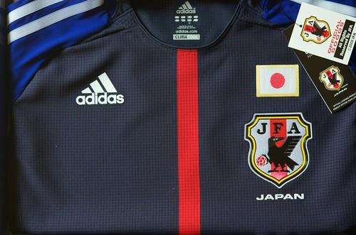 日本代表 ホーム オーセンティックジャージー フォーモーション