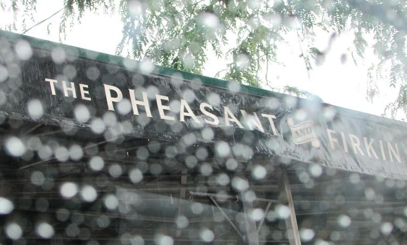 The Pheasant & Firkin: Toronto, Ontario