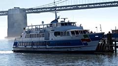 MS Marin, Golden Gate Ferry, built 1977 169' 1'' 2