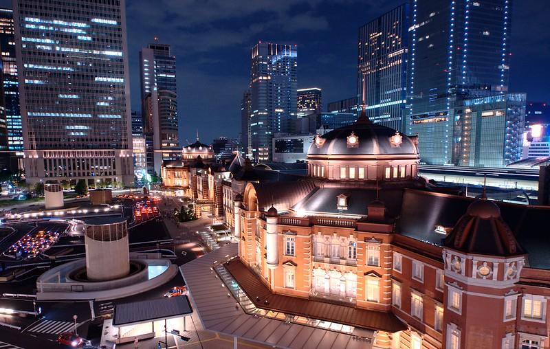 Tokyo Station marunouchi-03