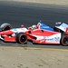 Justin Wilson enters Turn 3 during the GoPro Grand Prix of Sonoma