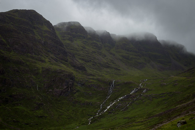 The Falls - Road to Applecross