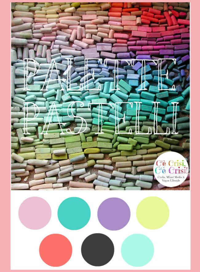 palette pastelli