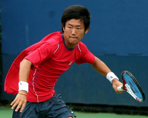 Yoshihito Nishioka (JPN)