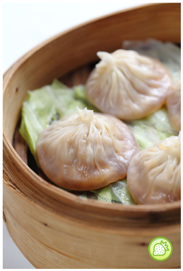Steamed Shanghainese Meat Dumplings