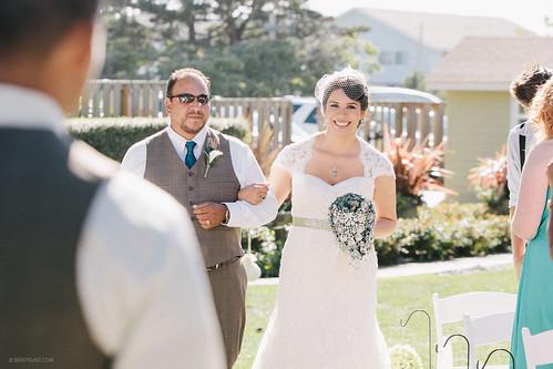 Katherine & Narvin / Cannon Beach Wedding