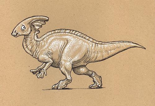 parasaurosaurolophus