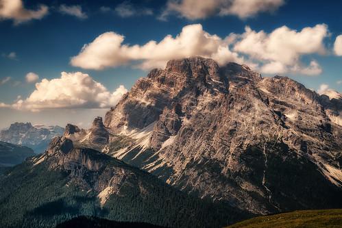 Valli, altipiani, montagne