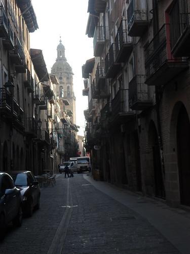 Main Street, Puente la Reina