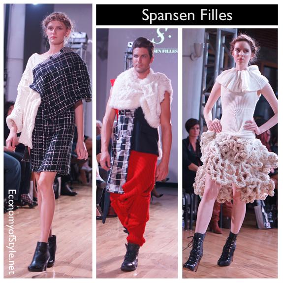 Project design, Spansen Filles