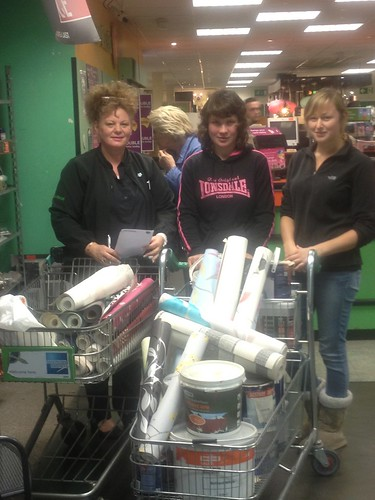 Donation from Homebase allows students to get crafty
