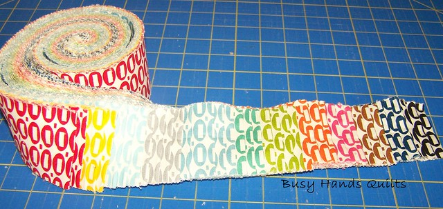 Pezzy Prints Jelly Roll
