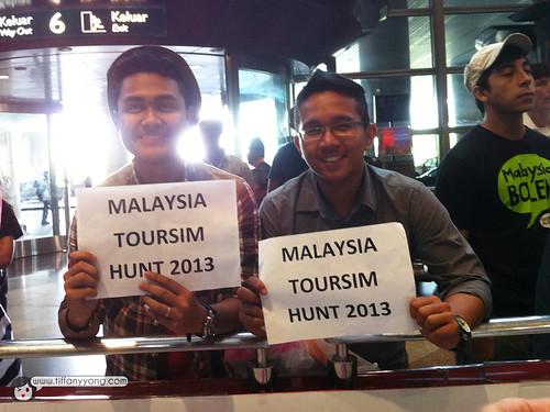 gaya travel MTH2013 Malaysia Tourism Hunt 2013