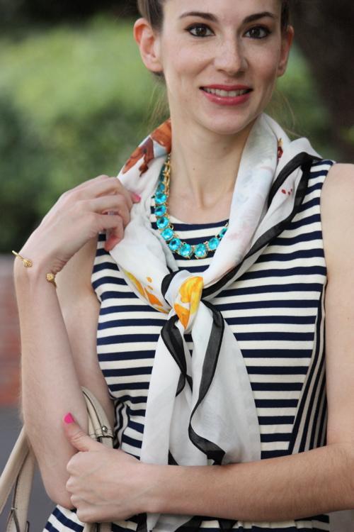 Stripes + Jewels4