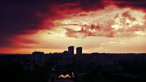 Molenbeek en feu