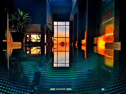 5 hoteles con encanto con piscina climatizada selectahotels - Hoteles en huesca con piscina ...