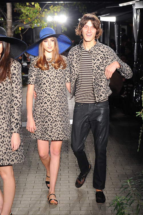 SS14 Tokyo beautiful people003_Luca Stascheit(Fashion Press)