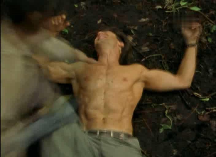 john allen nelson shirtless