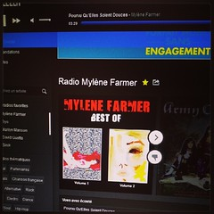 ♡ a fond mylene farmer dans la maison ♡ #mylenefarmer #musique #ourlittlefamily #france