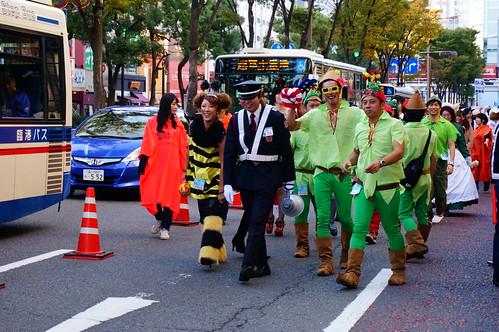Kawasaki Halloween Parade 2013 129