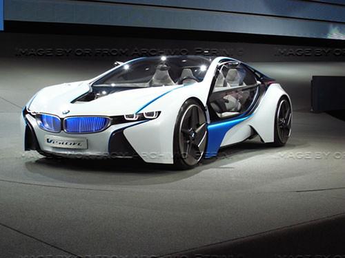 Automotivedesignclub International Bmw I8 Production Vs Concept