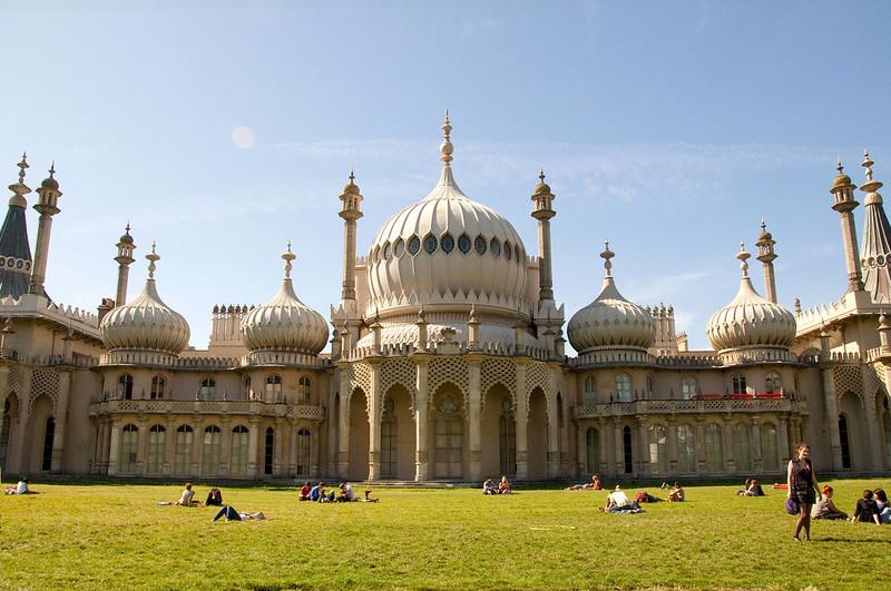 Royal Pavilion Brighton, UK