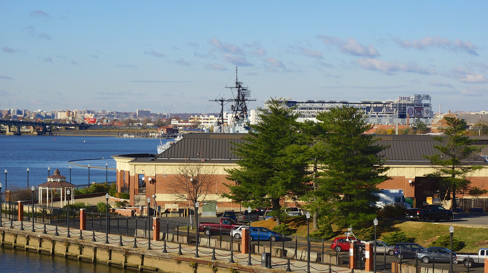 Thanks for Publishing my Photo, in 10 interesting facts about Navy Yard you probably don't know – Greater Greater Washington