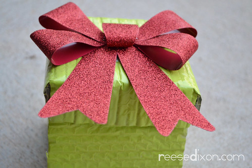 Outdoor Gift Box Tutorial Step 8