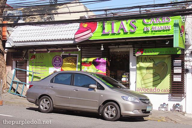 Lia's Cakes Kapitolyo