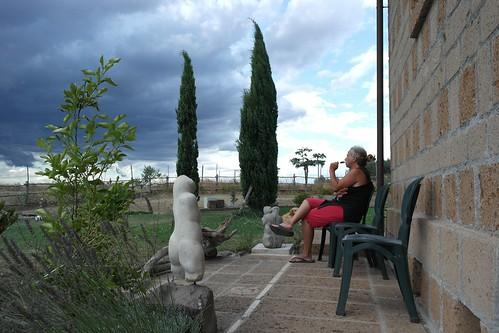 Banditella - warten auf den Regen
