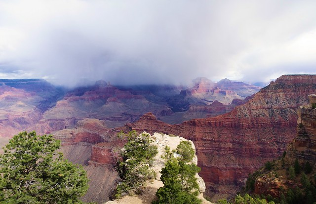South Rim, Grand Canyon National Park, Arizona, October 7, 2011