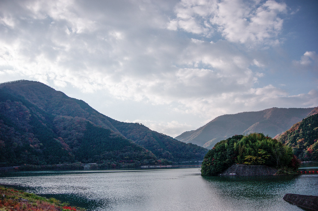 K-3 goes Lake-Tanzawa