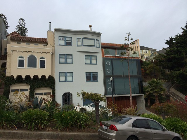 Old meets new in Noe Valley