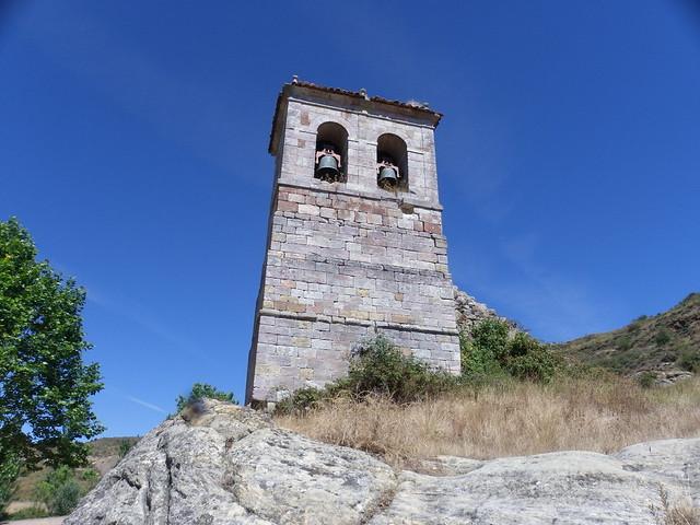 Torre de la Iglesia, Olleros de Pisuerga