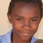Namibian Boy, Smile - Spitzkoppe, Namibia