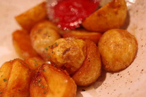 fried potato
