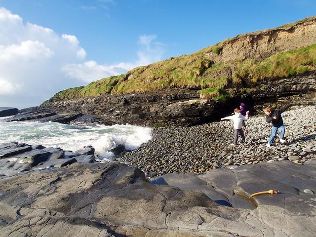 Loop Head, Ireland, travel, Kilkee