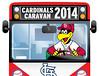 cardinal caravan graphic