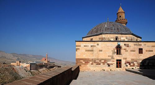 Beyazıt Camii ve İshak Paşa Sarayı