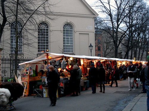 Weihnachtsmarkt Sophienstraße, Berlin
