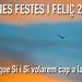 Bones festes i feliç 2014 #SíSí by Marc Puig i Pérez