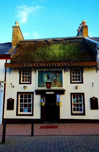 Tam O'Shanter Inn, Ayr, Scotland