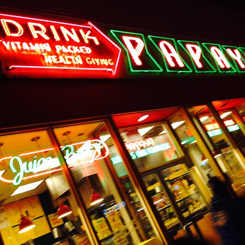 Papaya King by DJ Lanphier