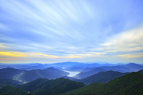 longexposure morning sky cloud mountain sunrise landscape nikon cloudy korea nikkor d4 gyeongsangnamdo 오도산 kimjeonghyun shiningkim
