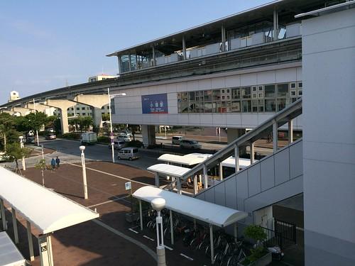 沖繩.小祿駅